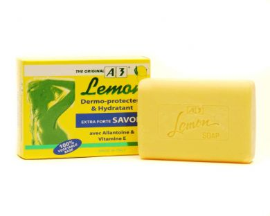 A3 Lemon Dermo-Purifying Soap 100g