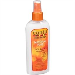 Cantu Coil Calm Detangler Spray 8oz