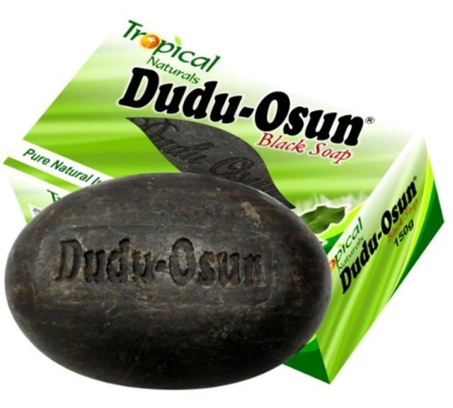 Dudu Osun Natural Black  Soap  150g- Bulk Discounts available!