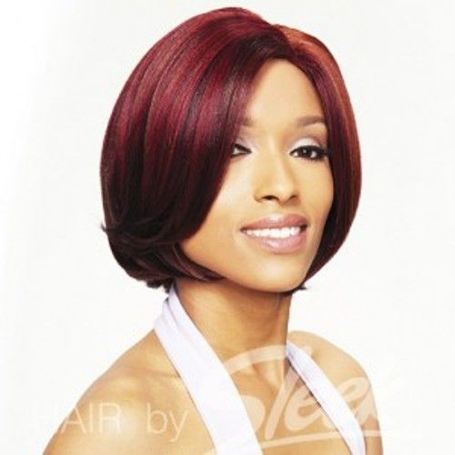 Fashion idol -Racheal Straight Bob  Wig