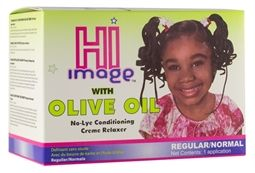 Hi Image No-Lye Kids Conditioning Relaxer