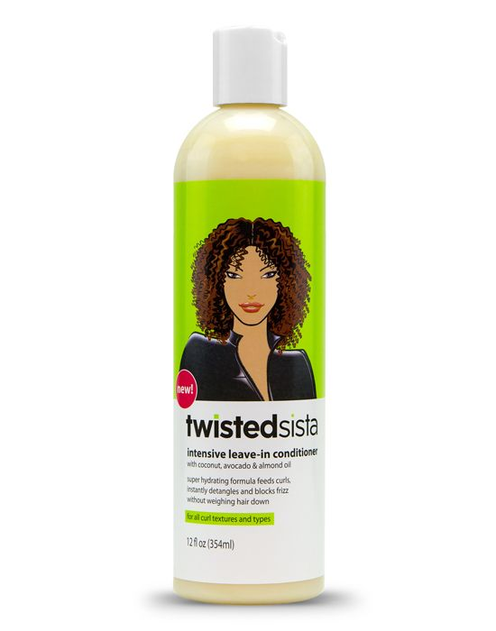 Intensive Leave In Conditioner. Twisted Sista