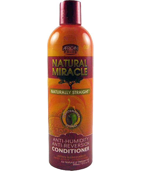 Natural Miracle Anti-Humidity Anti-Reversion Conditioner 355ml