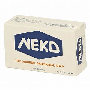 Neko Germicidal  Soap 75g
