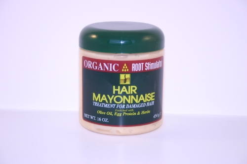 Olive oil Hair Mayonnaise