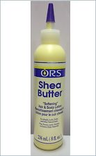 ORS Shea Butter Softening Hair & Scalp Lotion 236ml