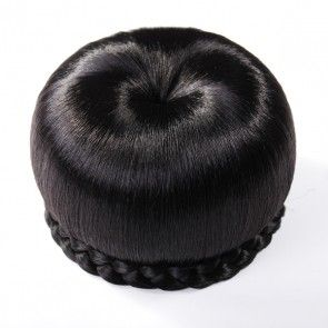 Top Hair Fashion Ballerina Drawstring Hair Bun