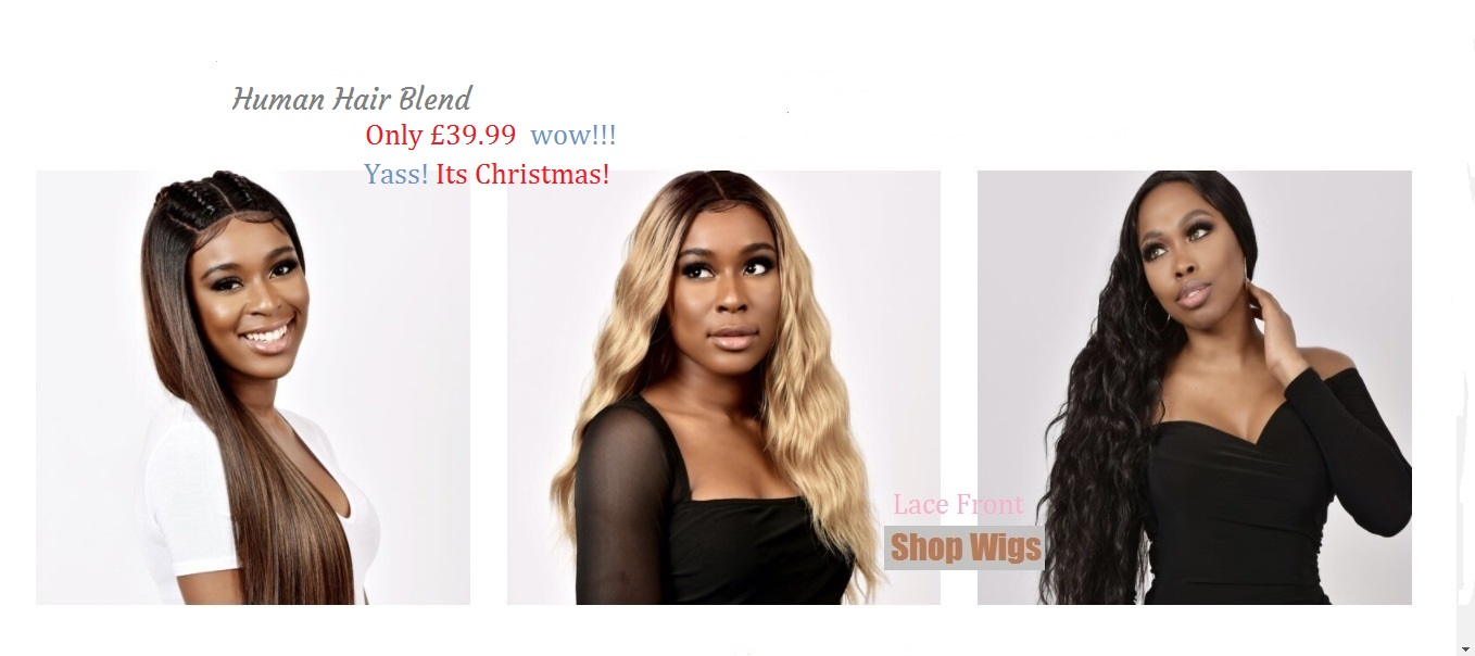 Front Lace Wigs Collection